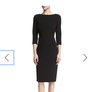 Theory Varetta Admiral Crepe Dress
